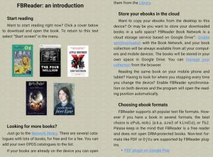 leggere ebook