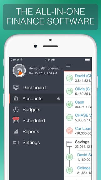 Migliori applicazioni per il bilancio familiare per iphone - Voci bilancio familiare ...