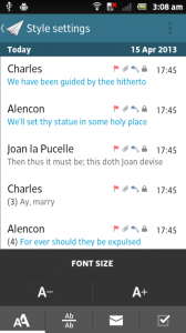 applicazioni posta per android