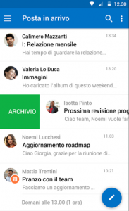mail android