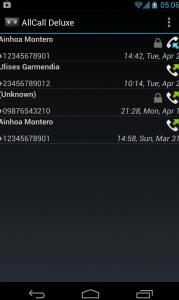 applicazioni android per registrare telefonate