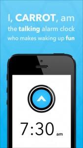 applicazione sveglia per iphone