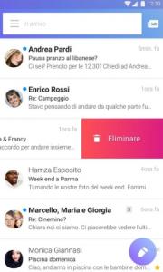 applicazioni mail per android